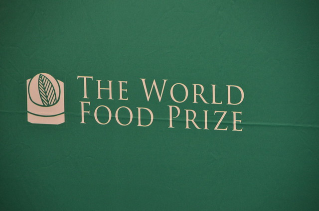 Thumbnail for World Food Prize 2012 Borlaug Dialogue Recap