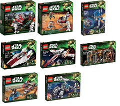 Star Wars 2013 sets (Jeroen_K) Tags: trooper mobile star republic lego pit troopers rancor cannon vs wars clone heavy 75004 75001 barc 75012 sith speeder mhc headhunter atrt starfighter 75005 75002 75013 75003 75000 awing 2013 z95 droidekas umbarran