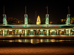"California Adventure Entrance • <a style=""font-size:0.8em;"" href=""http://www.flickr.com/photos/85864407@N08/8106213021/"" target=""_blank"">View on Flickr</a>"
