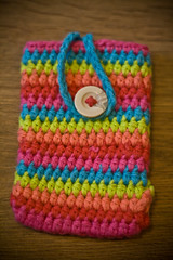 IMG_1386 (Janelle *CharisPhotography*) Tags: phone handmade crochet case dishcloth etsy coaster washcloth ereadercase