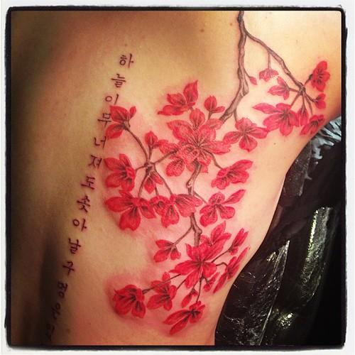 Flickriver Starasian Tattoo S Photos Tagged With Sakura