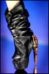 Habilisdolls 16'' shoes (Michaela Unbehau Photography) Tags: scale animal print venus 14 16 pompadour clone 2012 sybarite superdoll quantra droyce superfock