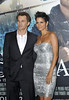 Halle Berry, Olivier Martinez Premiere of 'Cloud Atlas' at Grauman's Chinese Theatre Hollywood