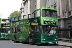 Dublin Bus RH86 (91D1086). (Fred Dean Jnr) Tags: busathacliath dublinbus leyland olympian alexander dublin september2012 bus rh86 91d1086 graftonstreetdublin dublincitytour doubledecker opentop bstone
