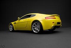 Aston Martin V8 Vantage (Maarten O.) Tags: hot nikon die martin wheels cast hotwheels 1855mm nikkor v8 vr aston afs vantage 118 diecast f3556g d3000 propercars