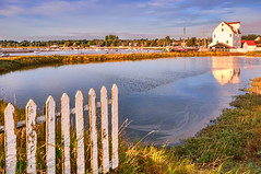 Woodbridge_30-09-2012_00058-Edit (smiffyspics) Tags: sunrise landscape dawn suffolk woodbridge riverdeben