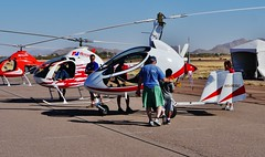 102712-103, Helicopters always draw a crowd (skw9413) Tags: arizona aircraft helicopter 1442mmlens copperstateflyin