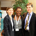 L-R: Patricia Bliss-Guest, Program Manager, CIF Administrative Unit, Funke Oyewole, Deputy Program Manager, CIF Administrative Unit, and Andreas Biermann, Senior Policy Manager, EBRD