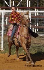 Kellyville Barrel Race October 28th (Garagewerks) Tags: horse oklahoma sport race cowboy all ride action outdoor barrels sony barrel racing rodeo poles tulsa cowgirl 70300mm kellyville tamron saddle countryliving barrelracing barrelrace f456 a65 roundupclub slta65v kellyvilleroundupclub