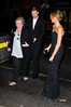 Professor Green, his grandmother Patrice and Millie Mackintosh Cosmopolitan Ultimate Women Of The Year Awards