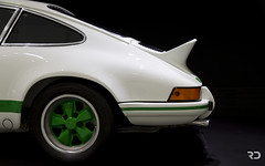 That unforgettable ducktail (Raph/D) Tags: white green museum germany eos stuttgart rear 911 muse porsche 7d 27 legend rs allemagne unforgettable 1973 carrera porsche911 fastback porscheplatz ducktail zuffenhausen rennsport carrerars 911carrerars