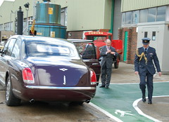 leaving2 (sharkskin2) Tags: london duke hrh royalty thequeen princephilip hermajesty