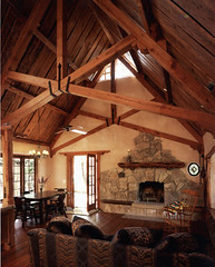 Timber Frame (Gary Zuker) Tags: