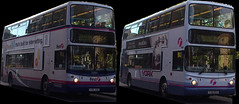 First Group Livery Comparison - New vs Old liveries on an Alexander ALX400 (Nelboy - MazeTeam) Tags: new york uk west bus volvo yorkshire group barbie first double 400 vs alexander comparison alx decker livery firstgroup b7tl firstwestyorkshire firstyork