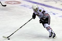 Martin St. Pierre (the_mel) Tags: hockey heat ahl rockford icehogs rockfordicehogs martinstpierre abbotsfordheat bmoharrisbankcenter