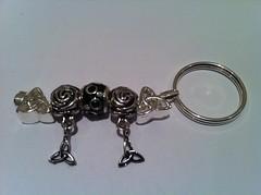 Irish Celtic Keyrings (APieceofBlarney) Tags: irish keychain keyring knot eire trinity celtic