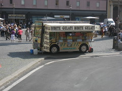 Ice Cream in Roma, IT (BuonCuore) Tags: street food coffee car truck snacks van cart sales vending olsen concession grumman foodtruck stepvan streetsales