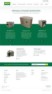 Product Page - BEEM Outdoors