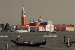 Basilica San Giorgio Maggiore (rgb48) Tags: venice italy church boats europe elements gondola 5photosaday vftw basilicasangiorgiomaggiore