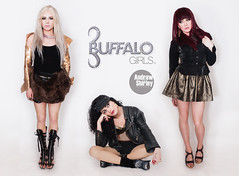 The Buffalo Girls (Andrew Shirley) Tags: music promo pop trans girlband tgirls thebuffalogirls