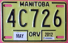MANITOBA 2012 ---OFFROAD VEHICLE LICENSE PLATE, NEW REFLECTIVE STYLE (woody1778a) Tags: world canada cars car sign vintage edmonton offroad photos tag woody plate tags manitoba licenseplate collection number photographs license vehicle plates foreign numberplate licenseplates numberplates licenses cartag carplate orv carplates autotags cartags autotag foreigns pl8s worldplates worldplate foreignplates platetag snowmobauto