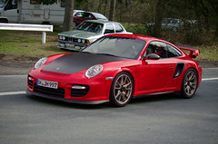 Porsche 911 GT2 RS (ODMotors) Tags: red black 911 porsche rs gt2 nurburgring