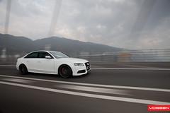 Vossen World Tour : Hong Kong (VossenWheels) Tags: world auto white mercedes tokyo tour estate euro wheels vert hong kong bmw salon audi a5 s5 e63 vossen cv3 cv2 cv1 konh cv7