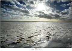 Kuiend ijs (5D043539) (nandOOnline) Tags: winter berg nederland natuur vuurtoren marken landschap noordholland ijselmeer ijs vorst markermeer vriezen ijsschotsen kruiendijs dooien paardvanmarken