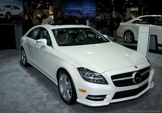 2013 Washington Auto Show - Lower Concourse - Mercedes-Benz 2 by Judson Weinsheimer