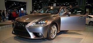 2013 Washington Auto Show - Lower Concourse - Lexus 15 by Judson Weinsheimer