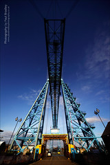 Tees Transporter Bridge (ScudMonkey) Tags: bridge urban abstract heritage canon sigma middlesbrough iconic uwa teesvalley teestransporterbridge paulbradley 5dmkii 1224mmf45exdg