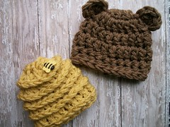 Twin Set - Beehive & Honey Bear (Wholesale Baby) Tags: bear original girls 2 baby 6 brown 3 boys shower 1 design twins infant soft babies 5 unique 4 pregnancy twin pregnant bee gifts honey newborn surprise months preemie beehive sets nicu gender wholesale chunky newborns neutral preemies shannonwholesalebaby