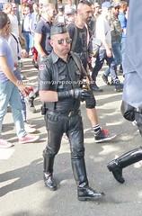 """bootsservice 16 480688 (bootsservice) Tags: paris """"gay pride"""" """"marche des fiertés"""" bottes cuir boots leather motards motos motorcyclists motorbiker caoutchouc rubber uniforme uniform orlando"""