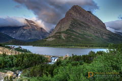 s w i f t c u r r e n t  13561 (Philip Esterle) Tags: trees panorama mountains clouds sunrise dawn landscapes us montana skies unitedstates lakes scenic waterfalls streams glaciernationalpark skyscapes forests hdr naturephotography waterscapes landscapephotography babb angelwing manyglacierhotel swiftcurrentlake mtwilbur mountainscapes grinnellpoint swiftcurrentcreek swiftcurrentfalls sourcehdr pentaxk3 fingolfinphoto philipesterle