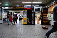 2203/1949 (june1777) Tags: snap street seoul subway night photobooth canon eos 5d ef 24mm f28 1600 clear