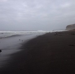 11 () Tags: beach playa paisaje chile vsco nublado cloudy day sur south sad