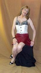 Jan 2016 (77) (Rachel Carmina) Tags: cd tv tg trap tgirl femboi trans legs heels