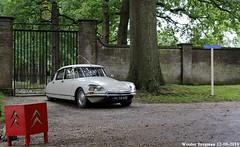 Citroën D Super 5 1972 (XBXG) Tags: al3668 citroën d super 5 1972 ds citroënds déesse snoek strijkijzer tiburón icccr 2016 landgoed middachten de steeg desteeg rheden gelderland nederland holland netherlands paysbas vintage old classic french car auto automobile voiture ancienne française france frankrijk worldcars
