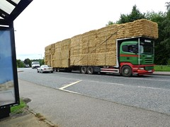 P1090026 (smith.rodney74) Tags: busstop layby square straw bales wellstrapped