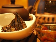 Tea mood (Tth Atti) Tags: tea cup pot tray drink