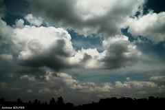 Cumulus (antoinebouyer) Tags: nuage ciel temps mto bleu cloud sky