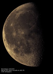 mond_mosaik24082016_1_lab (astropage_eu) Tags: mond moon