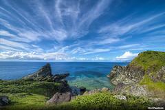 The summer sky (daccha) Tags: sky skyline summer sea landscape island okinawa japan nikon sigma hdr travel urban nature