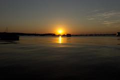 Sunset 1 (Paulfeb282) Tags: paulfeb282 paulcoxon paul coxon dorset sandbanks beach sunrise sunset sea front sunny day