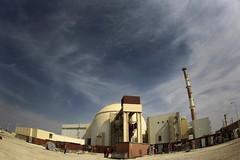 Iran, Russia begin development of latest Iranian nuclear plant (majjed2008) Tags: construction iran iranian nuclear plant russia start