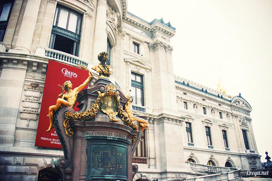 2016.08.21 ▐ 看我的歐行腿▐ 法國巴黎加尼葉歌劇院 08
