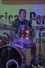 N'Rockats (Kevin_Laden) Tags: nrockats gente bardelbelga banda grupo vilarealenfestes vilareal punkrock punk rock artista escenario concierto msica msico batera baterista