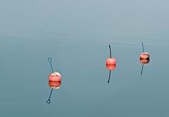 Speglingar (arkland_swe) Tags: katthammarsvik gotland sea water vatten reflections spegling reflection boj