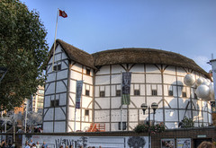 Shakespeare's Globe Theatre, London (neilalderney123) Tags: 2016neilhoward london olympus theatre shakespeare glob architecture