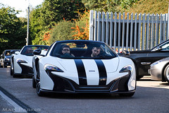 Twins (MJParker1804) Tags: mclaren 650s spider convertible british supercar white twins v8 twin turbo